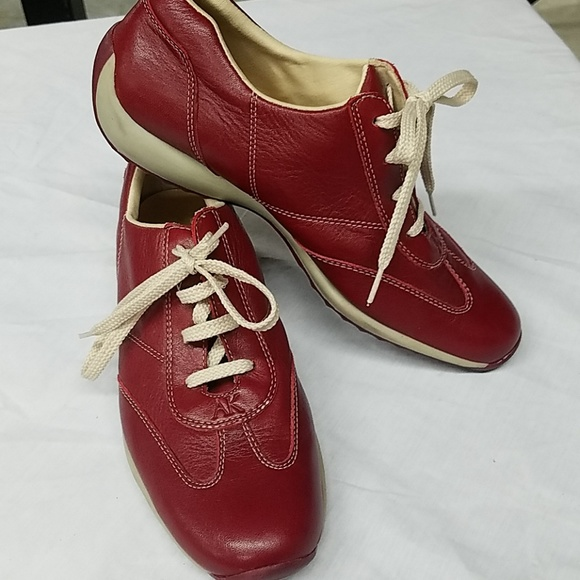Anne Klein Shoes | Leather Lace Up Size